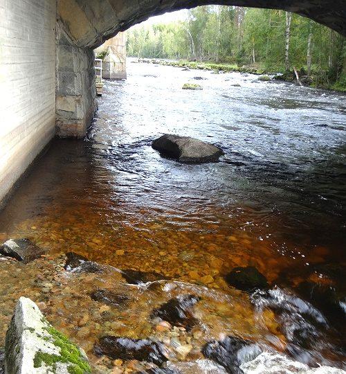 Kutusora silta Vilppulankoski
