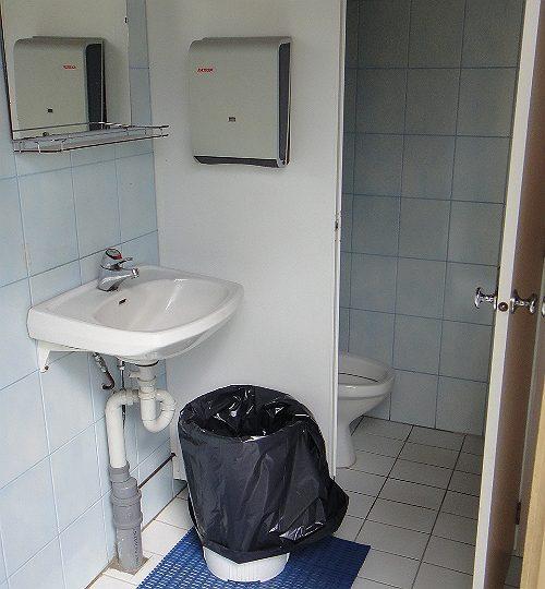 Vilppulan satama wc huoltorakennus